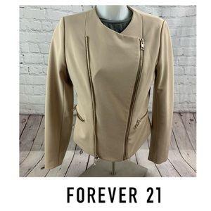 XXI Forever 21 Moto Jacket